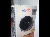 Wika Heat Pump Water Heaters Heat Pump Portable  Kelapa Gading