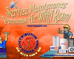 Article SERVICE CENTER LEGAL WIKA WATER HEATER MAINTENANCE RESMI